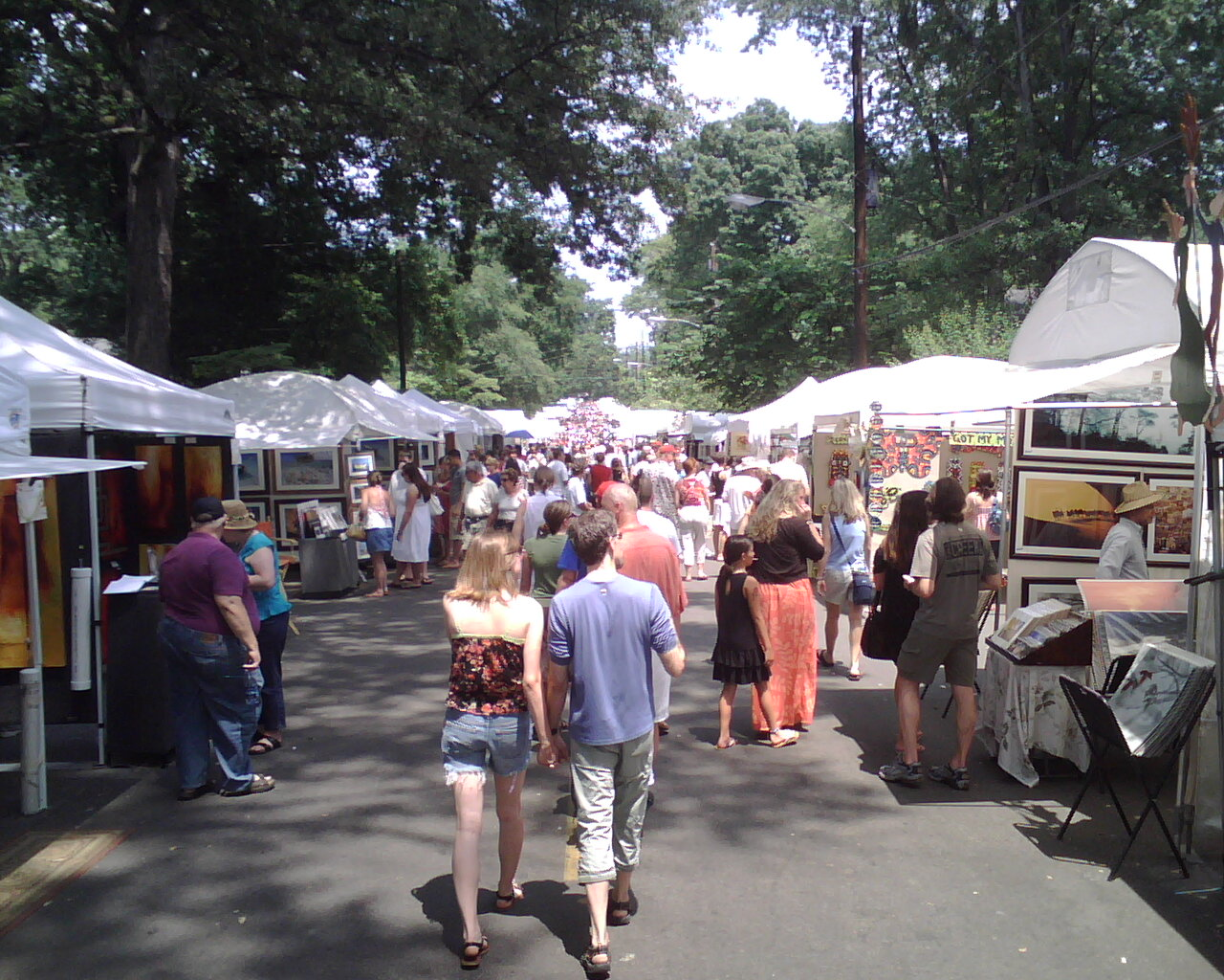 Virginia Highlands Summer Festival