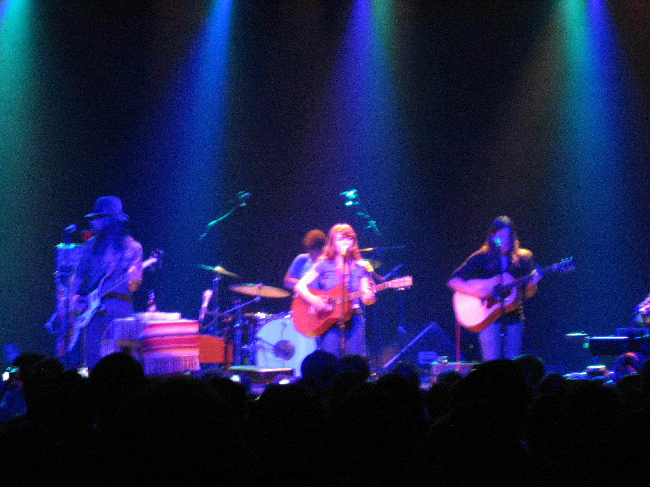 Jenny Lewis at the Variety Playhouse